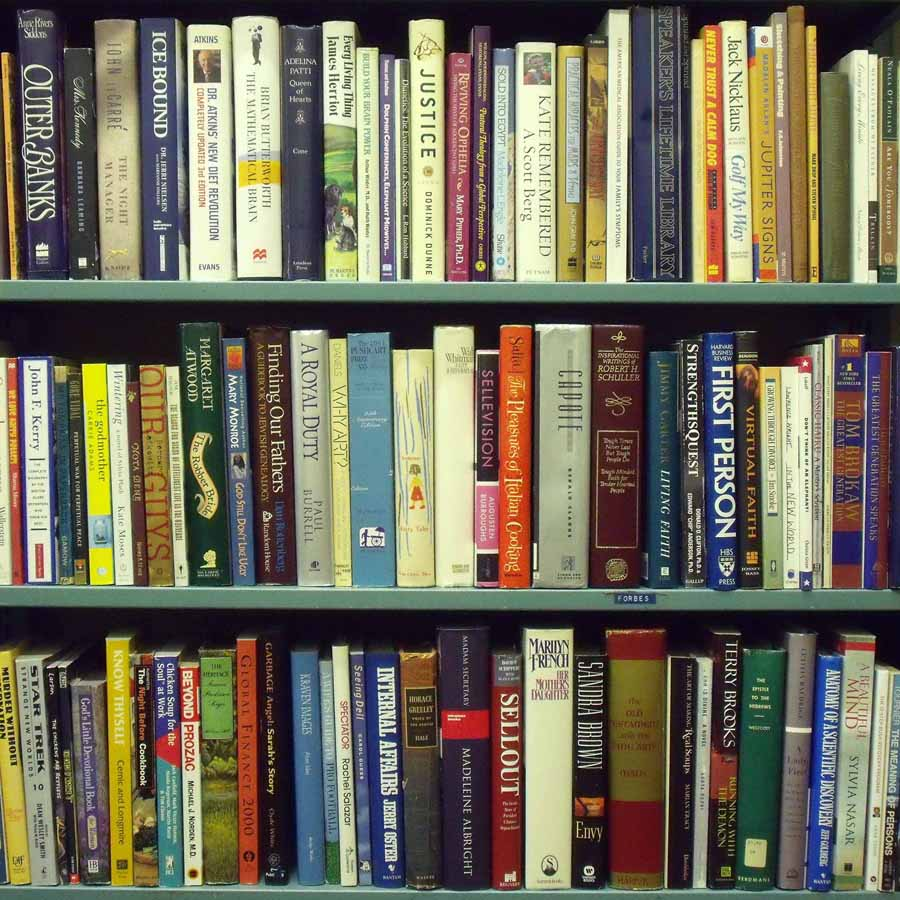 books-bookshelves