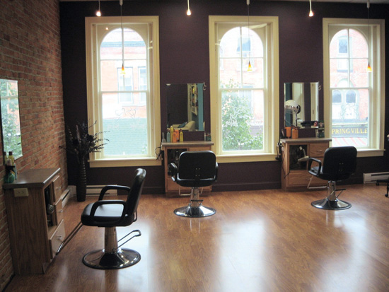 salon barber shop furniture