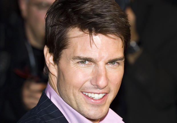 tom cruise laughing