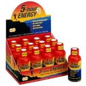 5 Hour Energy Statistics