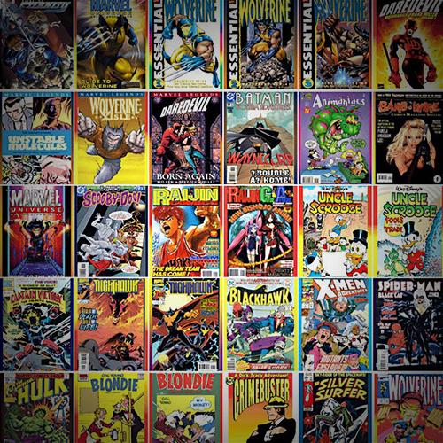 Comic-Books