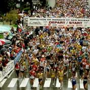 Marathon Running Statistics