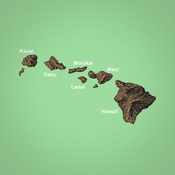 Hawaii Islands 1