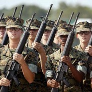 Women in the Military Statistics