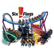 Six Flags Magic Mountain Statistics