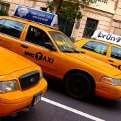 Taxi Cab Statistics