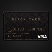 Visa Black Card Statistics
