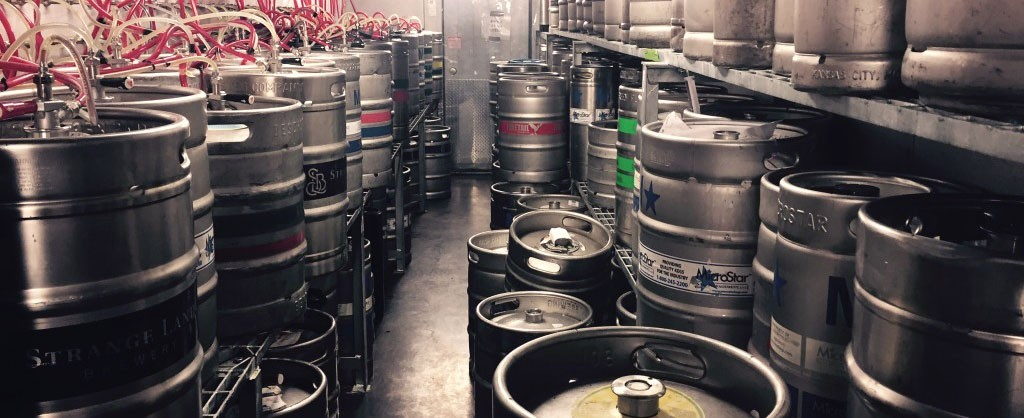 beer keg industry statistics