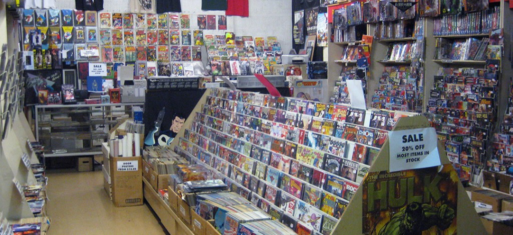 comic book industry statistics