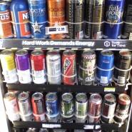 Top Selling Energy Drinks & Energy Shots