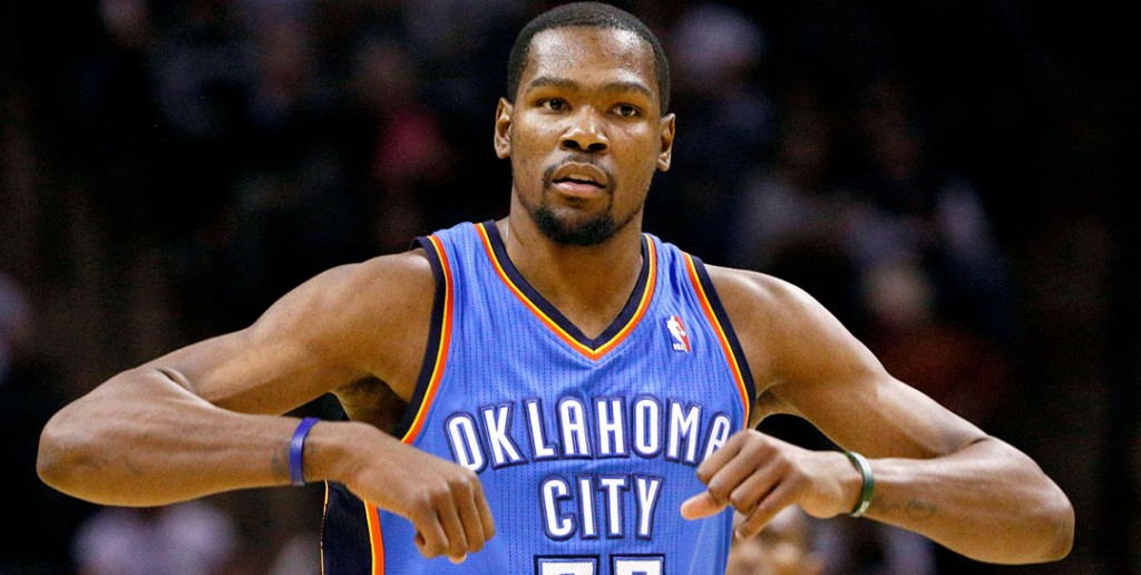 Kevin Durant Career Stats Salary