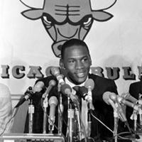michael jordan 1984 nba draft