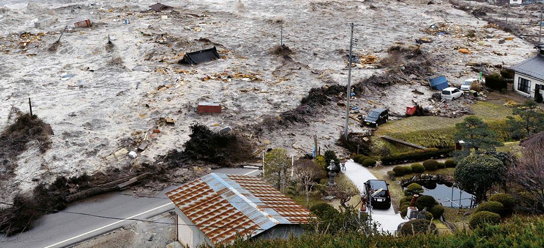 tsunami disaster statistics