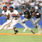 Deion Sanders Career Statistics