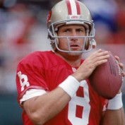 Steve Young Career Statistics