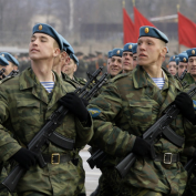 Russia's Military Statistics