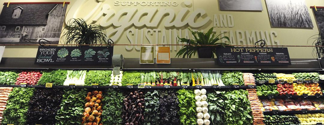 organic foods industry statistics