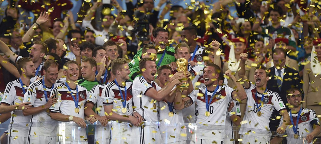 fifa world cup winners list
