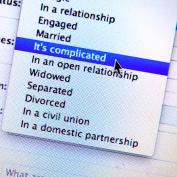 Facebook Relationship Status Statistics