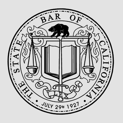california bar exam logo