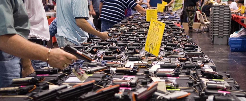 gun control statistics and opinion polls