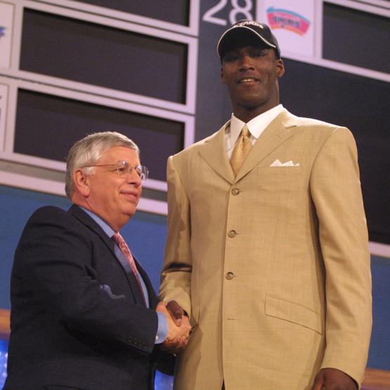 2001 NBA draft order kwame brown