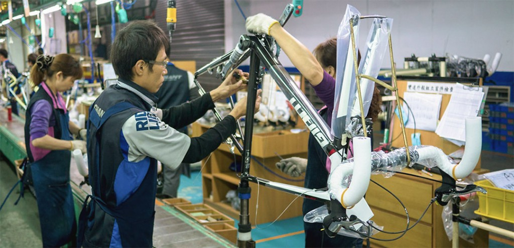 bicycle industry production statistics