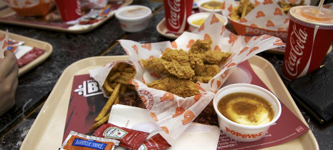 fast food statistics