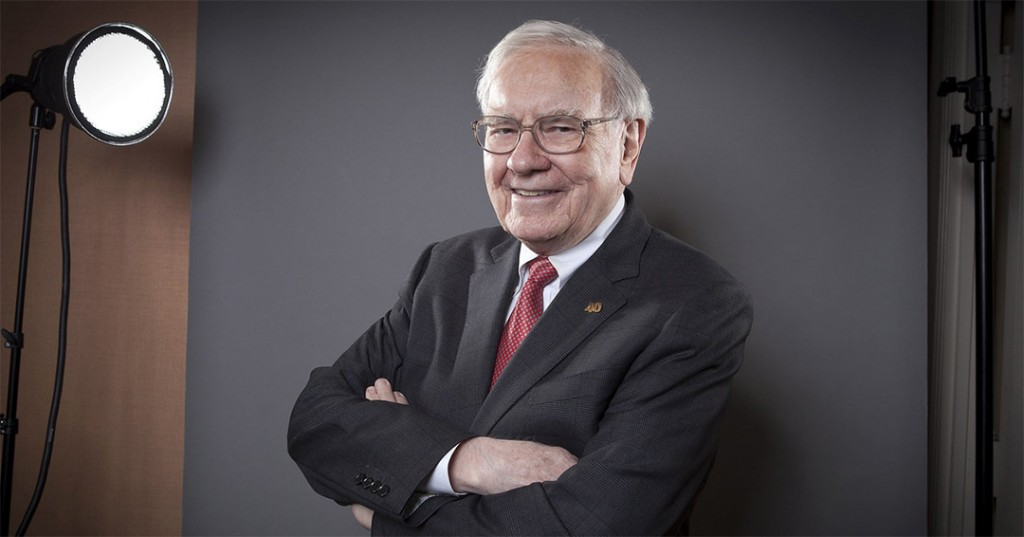 warren buffet career statistics net worth