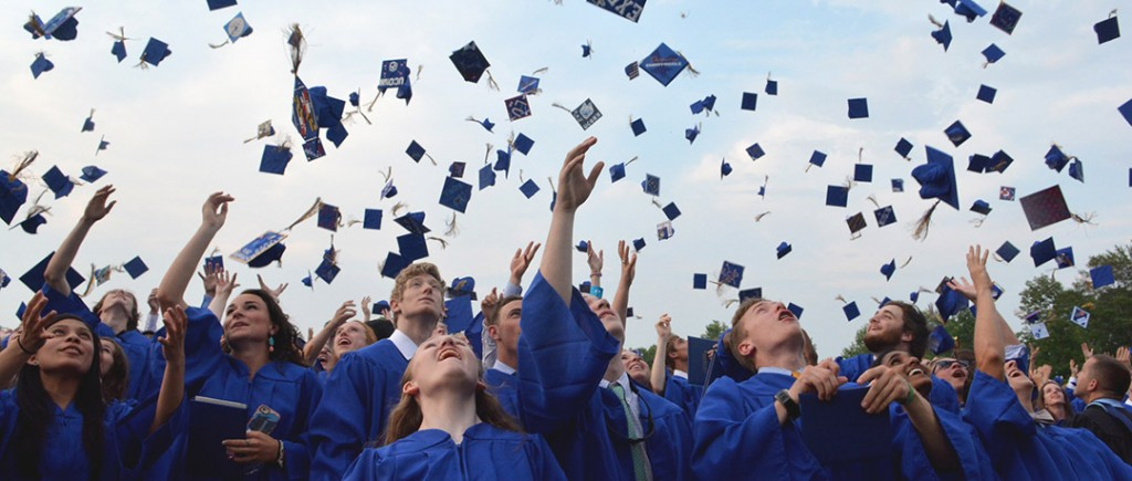 high school graduation rates by state country