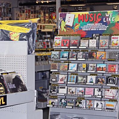 physical music album cd sales statistics