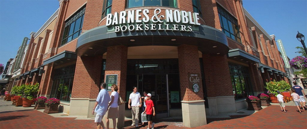 barnes and noble book store statistics