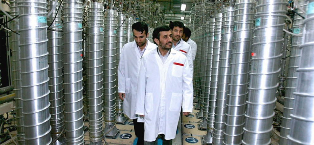 iranian nuclear program production statistics