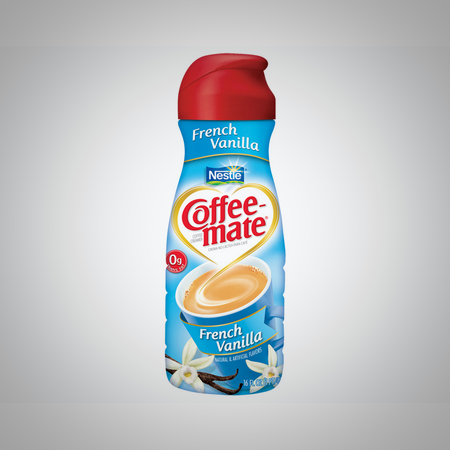 coffee-mate-french-vanilla creamer nestle