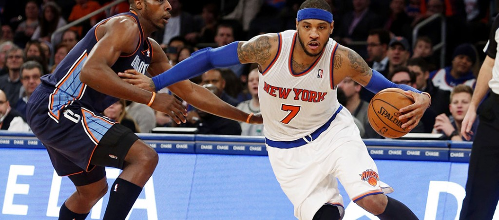Carmelo Anthony Career Stats Salary