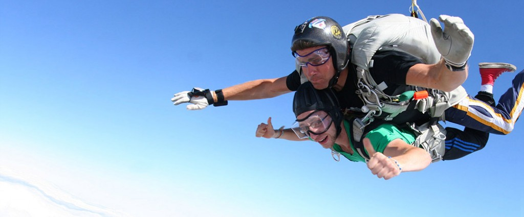 skydiving fatality statistics