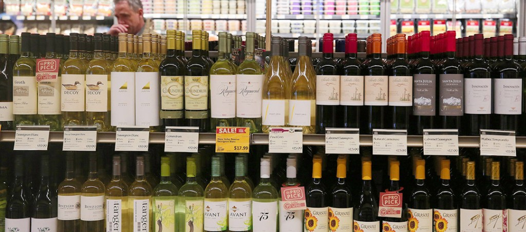 wine sales industry statistics