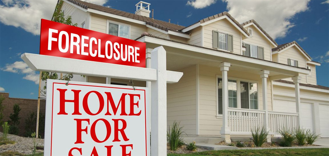 home foreclosure statistics