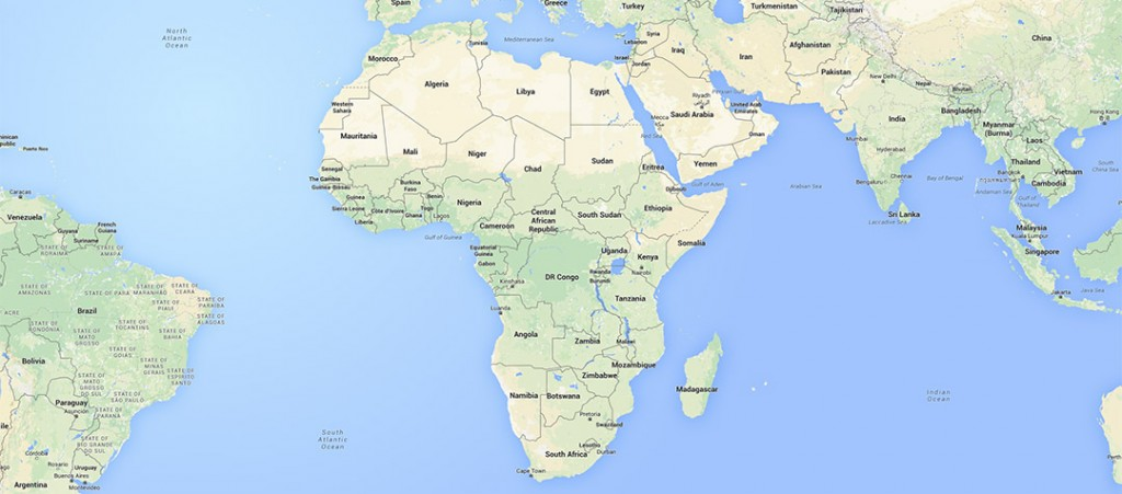 Africa Continent Statistics Statistic Brain - What continent is afghanistan in