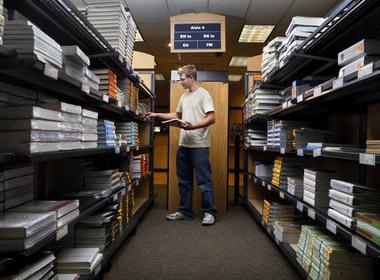 college bookstore