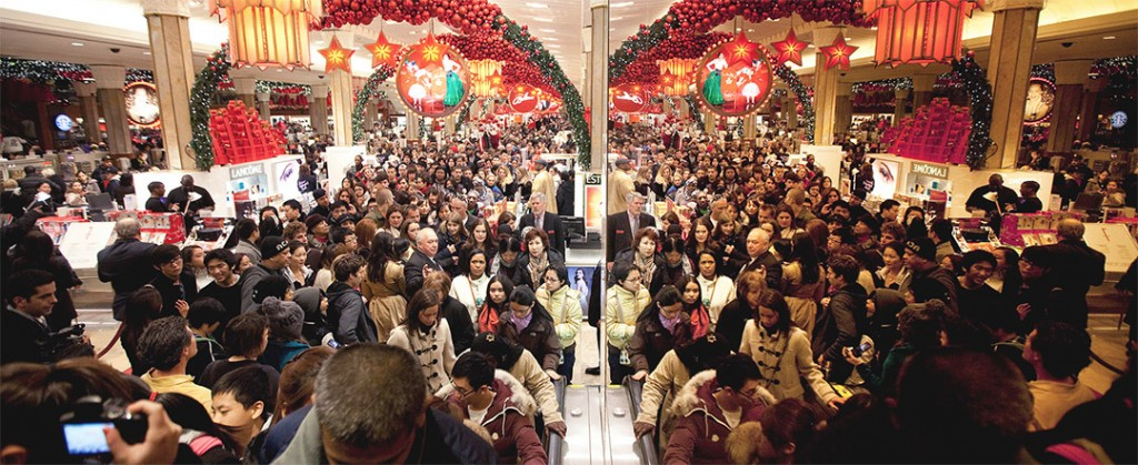 black friday shopping statistics