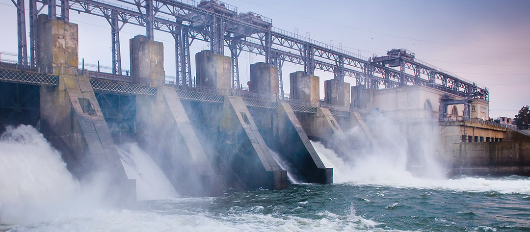 hydropower plants energy statistics