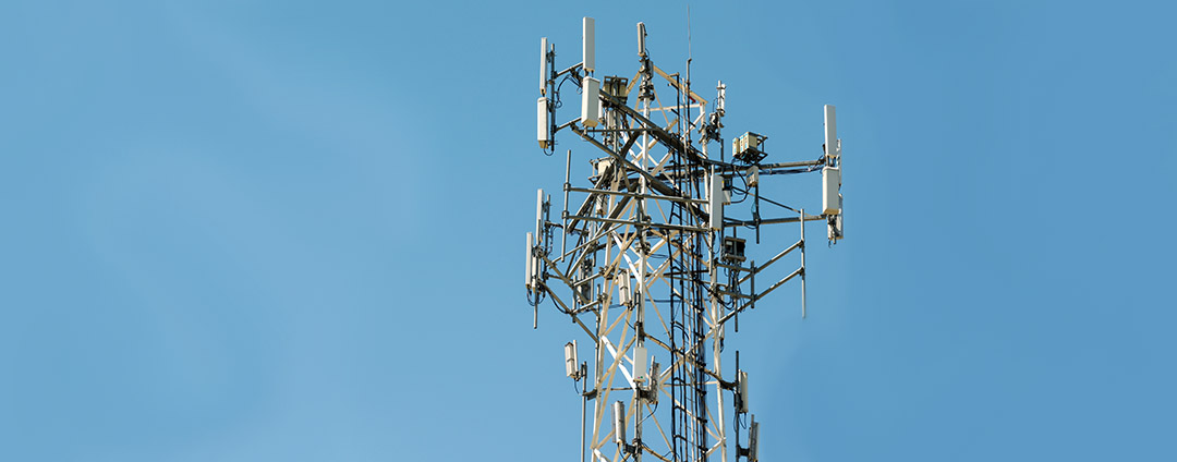 cell phone towers total number