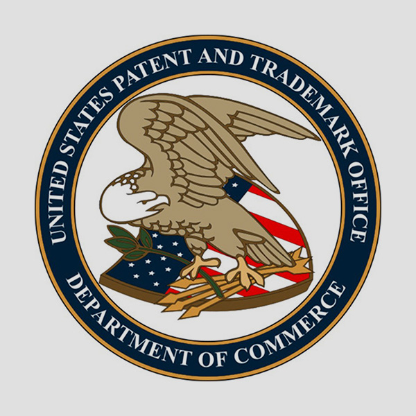 uspto logo patents statistics