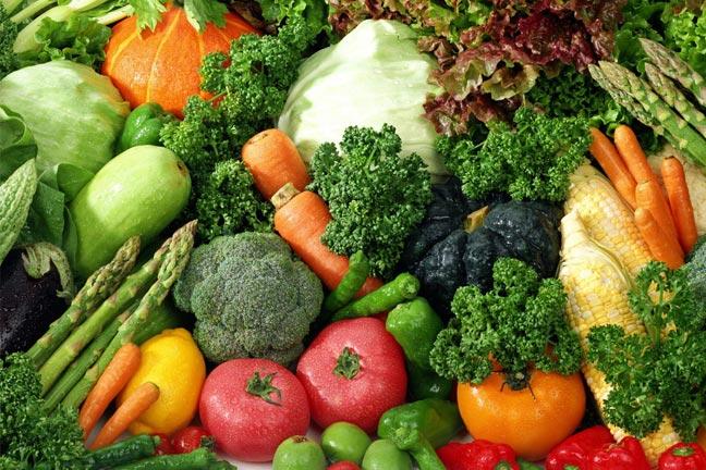 vegetable production statistics