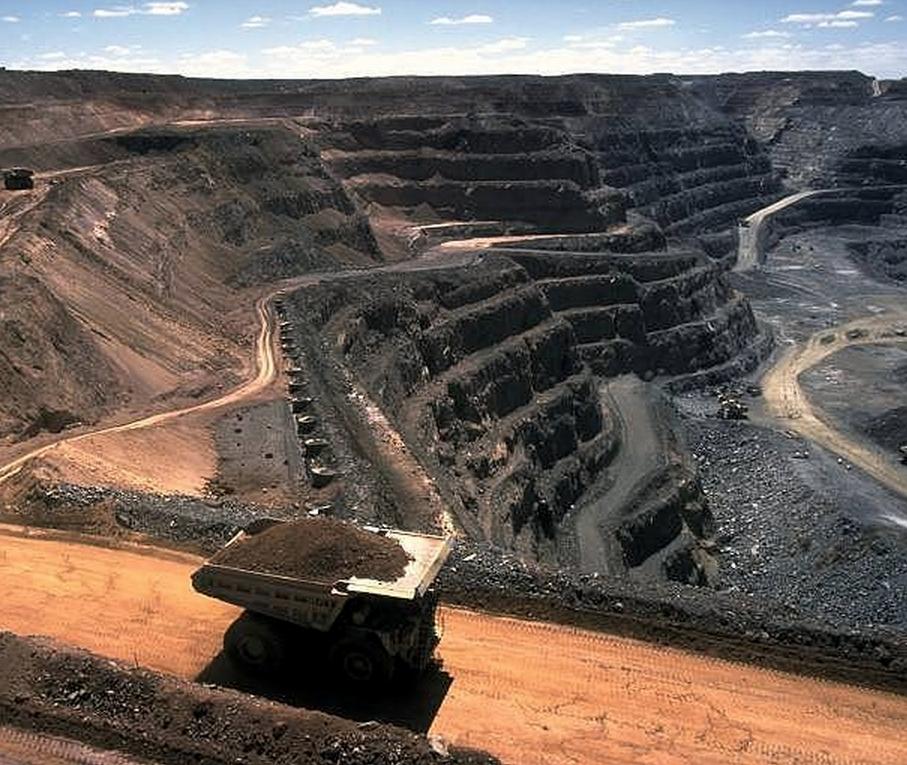 mining statistics