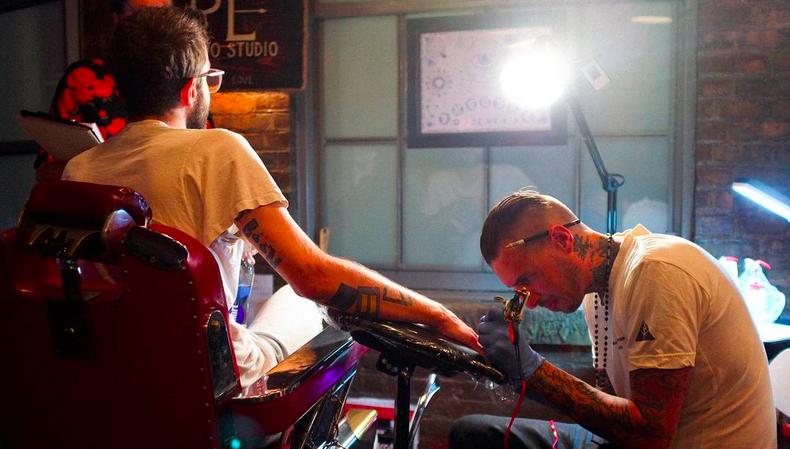 tattoo parlor statistics