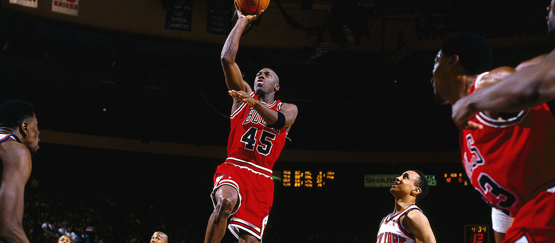 Michael Jordan Career Stats Salary