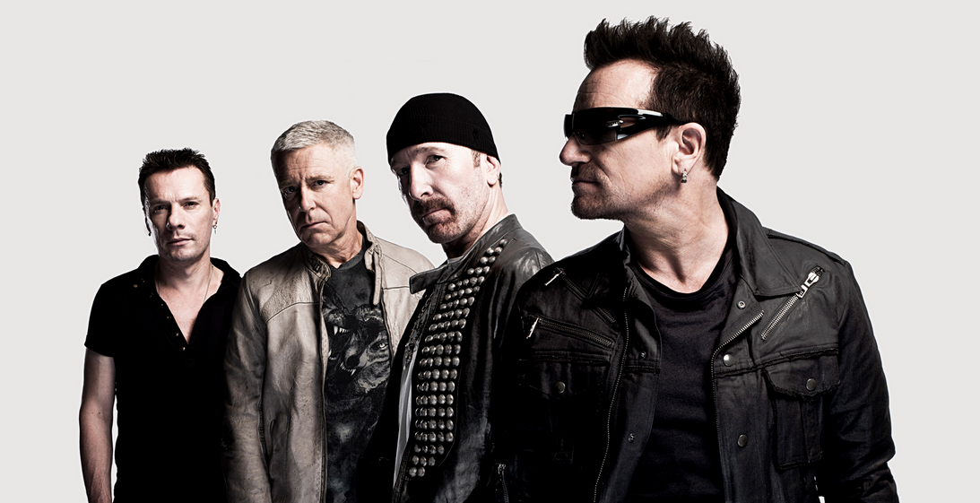U2 total albums and concert tickets sold sales numbers