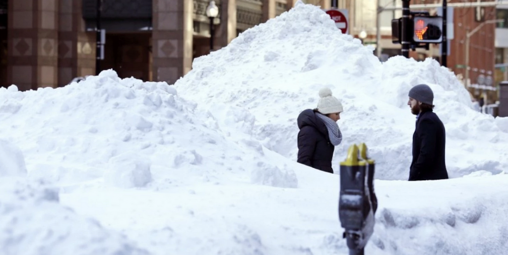 average snowfall by state record inches of snow